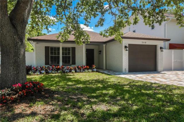 509 Danube Avenue, Tampa, FL 33606 (MLS #T3168719) :: Cartwright Realty
