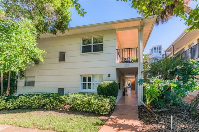 210 6TH Avenue N #2, St Petersburg, FL 33701 (MLS #T3168728) :: Andrew Cherry & Company