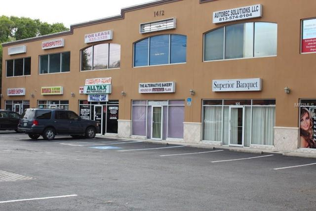 1412 W Waters Avenue N, Tampa, FL 33604 (MLS #T3168947) :: Team Bohannon Keller Williams, Tampa Properties