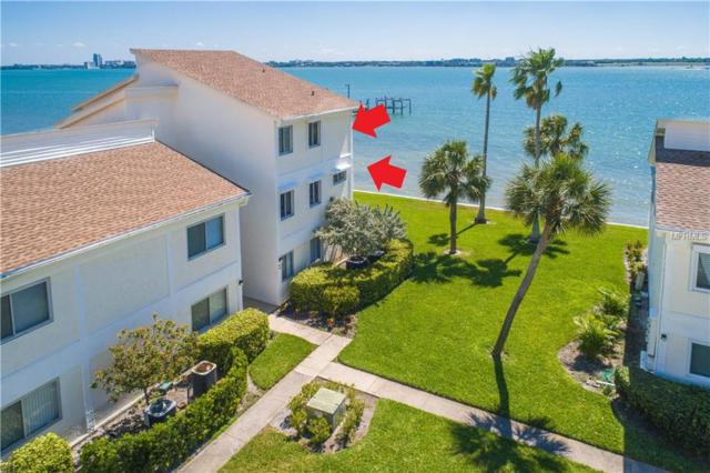 1401 Gulf Boulevard #204, Clearwater, FL 33767 (MLS #T3169042) :: Andrew Cherry & Company