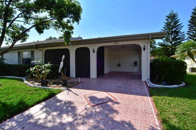 2037 Heathfield Circle, Sun City Center, FL 33573 (MLS #T3169237) :: Cartwright Realty