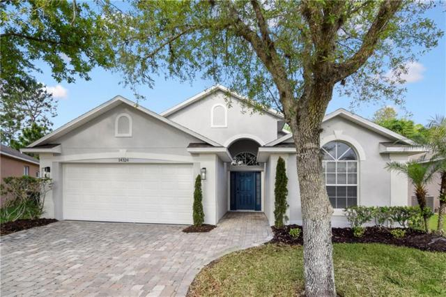14324 Moon Flower Drive, Tampa, FL 33626 (MLS #T3169321) :: Myers Home Team
