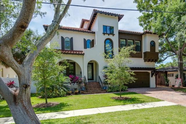 694 Geneva Place, Tampa, FL 33606 (MLS #T3169463) :: Team Bohannon Keller Williams, Tampa Properties
