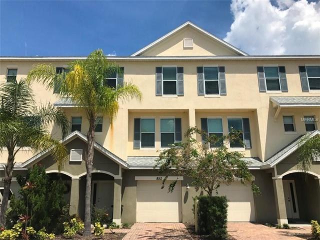 852 Callista Cay Loop, Tarpon Springs, FL 34689 (MLS #T3169523) :: Griffin Group