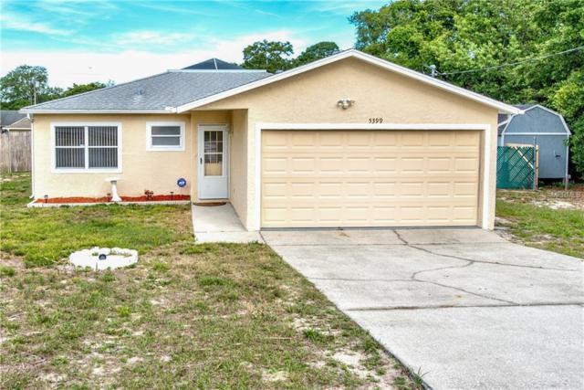 5399 Berrien Avenue, Spring Hill, FL 34608 (MLS #T3169527) :: Baird Realty Group