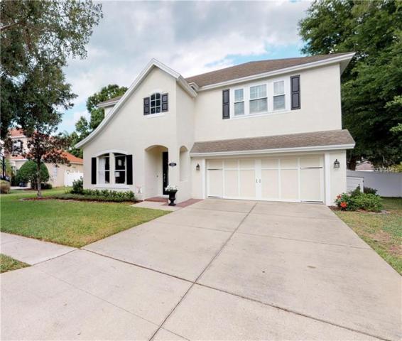 15013 Lake Emerald Boulevard, Tampa, FL 33618 (MLS #T3169535) :: Medway Realty