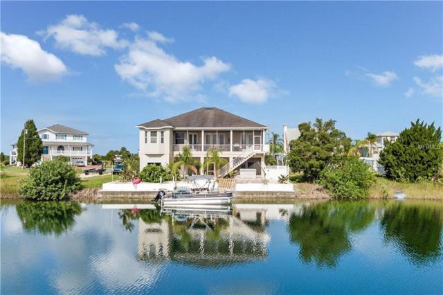 3216 Spanish Bayonet Drive, Hernando Beach, FL 34607 (MLS #T3169608) :: Team Pepka