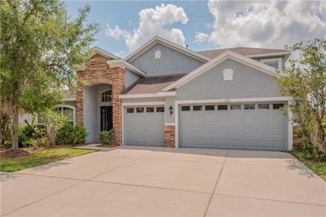 1412 Beaconsfield Drive, Wesley Chapel, FL 33543 (MLS #T3169610) :: Team Bohannon Keller Williams, Tampa Properties