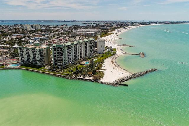 7100 Sunset Way #303, St Pete Beach, FL 33706 (MLS #T3169622) :: Lockhart & Walseth Team, Realtors