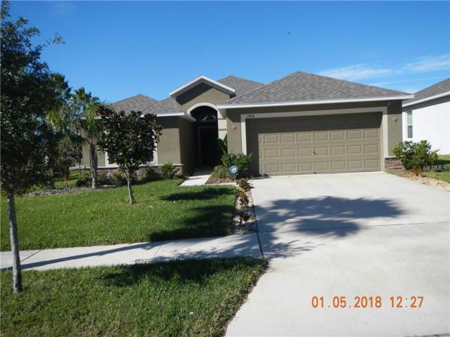 1702 Oak Pond Street, Ruskin, FL 33570 (MLS #T3169631) :: Team Bohannon Keller Williams, Tampa Properties