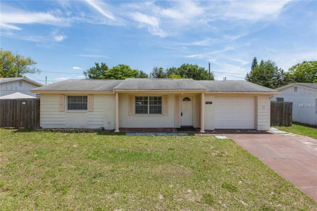 3522 Windham Drive, Holiday, FL 34691 (MLS #T3169657) :: The Edge Group at Keller Williams