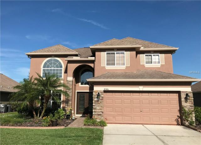 4546 Pointe O Woods Drive, Wesley Chapel, FL 33543 (MLS #T3169691) :: RE/MAX CHAMPIONS