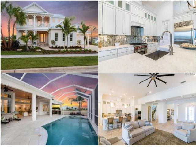 709 Manns Harbor Drive, Apollo Beach, FL 33572 (MLS #T3169698) :: Premium Properties Real Estate Services