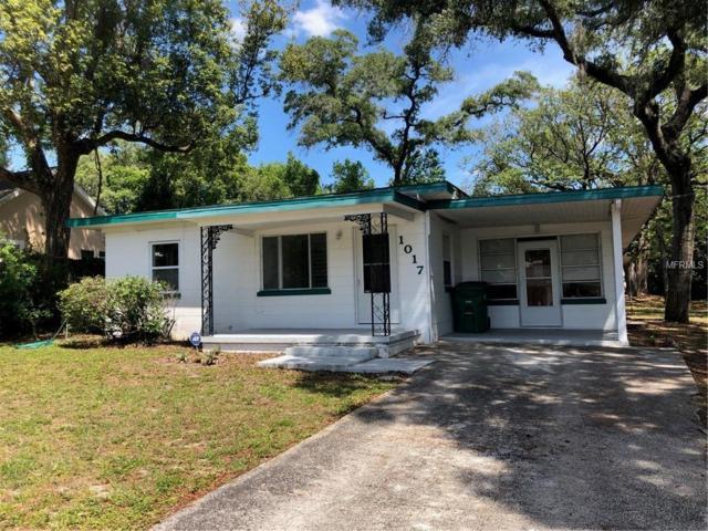 1017 W Rambla Street, Tampa, FL 33612 (MLS #T3169705) :: Team Bohannon Keller Williams, Tampa Properties
