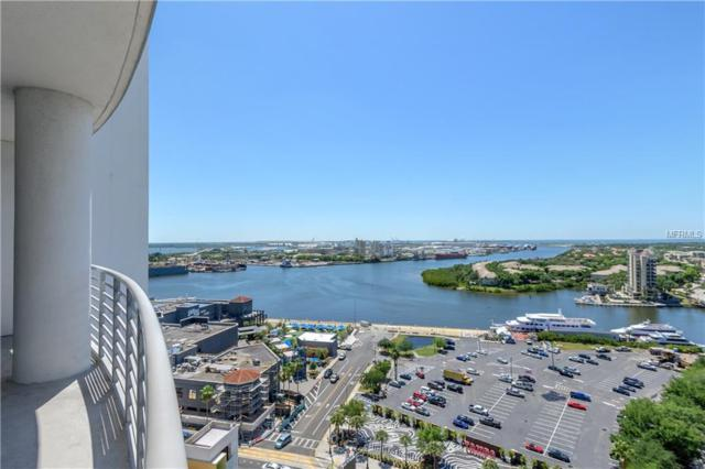 449 S 12TH Street #1804, Tampa, FL 33602 (MLS #T3169735) :: The Duncan Duo Team