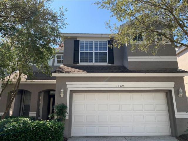 12026 Deacons Croft Lane, Tampa, FL 33626 (MLS #T3169741) :: Team Bohannon Keller Williams, Tampa Properties