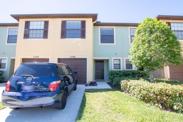 2508 Edgewater Falls Drive, Brandon, FL 33511 (MLS #T3169776) :: Team Bohannon Keller Williams, Tampa Properties