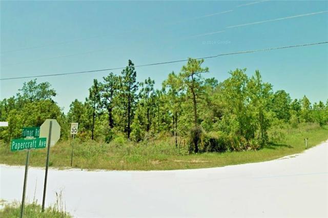 12200 Fulmar Road, Weeki Wachee, FL 34614 (MLS #T3169782) :: Baird Realty Group