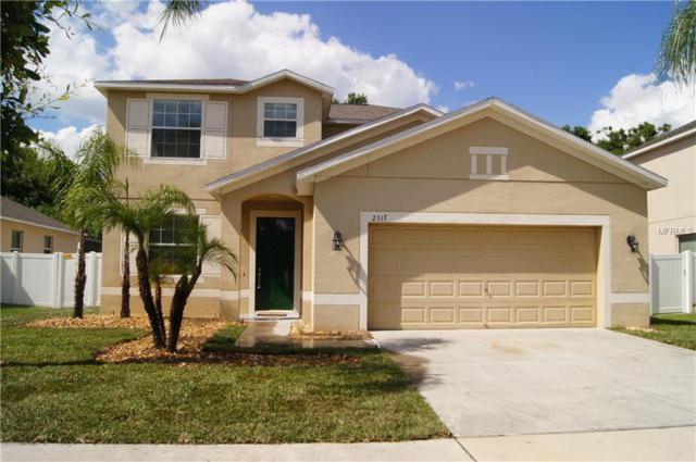 2317 Dakota Rock Drive, Ruskin, FL 33570 (MLS #T3169800) :: Dalton Wade Real Estate Group