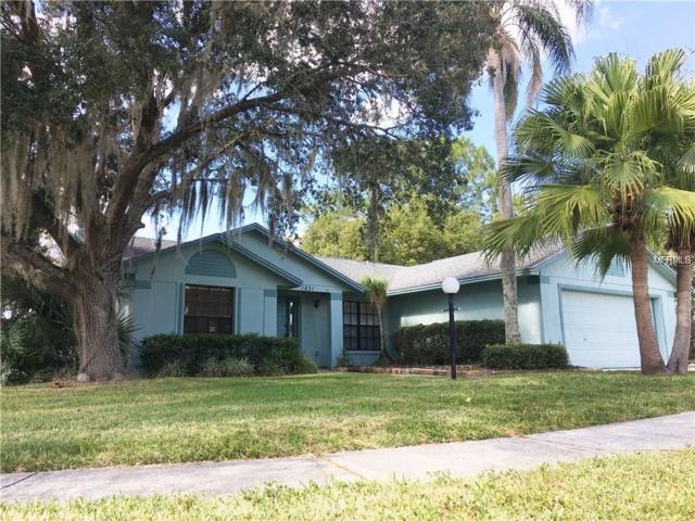 1831 Twisting Lane, Wesley Chapel, FL 33543 (MLS #T3169837) :: Team Bohannon Keller Williams, Tampa Properties