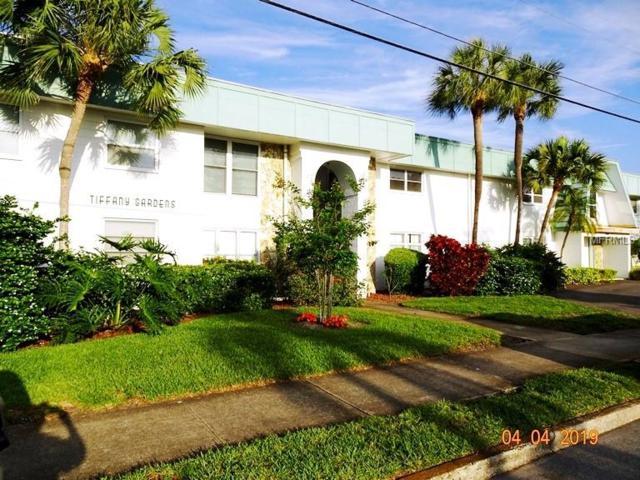 3100 Hartford Street N #210, St Petersburg, FL 33713 (MLS #T3169866) :: The Duncan Duo Team