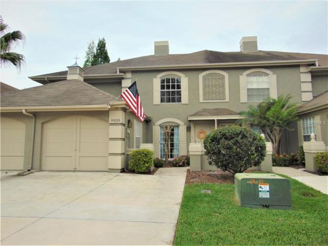 14036 Notreville Way, Tampa, FL 33624 (MLS #T3169912) :: Florida Real Estate Sellers at Keller Williams Realty