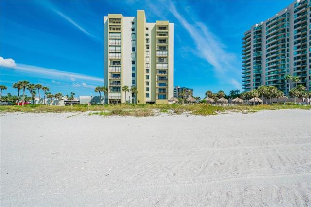 1480 Gulf Boulevard #206, Clearwater, FL 33767 (MLS #T3169932) :: Andrew Cherry & Company
