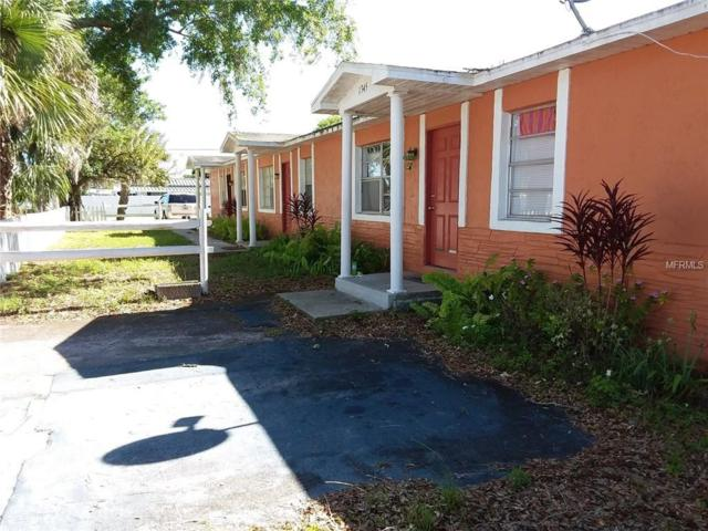 Address Not Published, Lakeland, FL 33801 (MLS #T3169935) :: Cartwright Realty