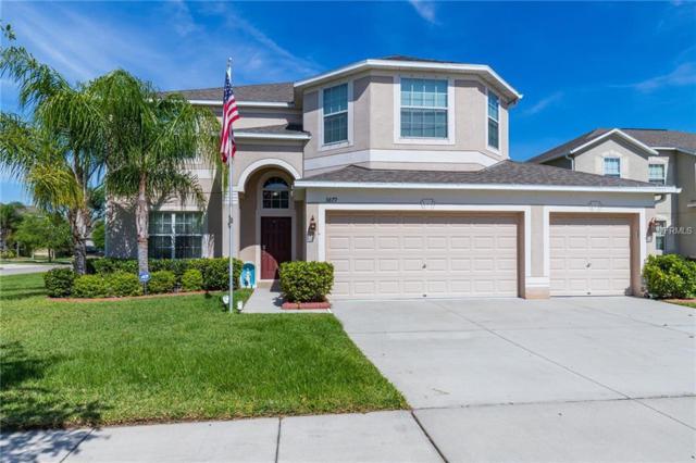 3879 Buckinghamshire Drive, Land O Lakes, FL 34638 (MLS #T3169993) :: RE/MAX CHAMPIONS