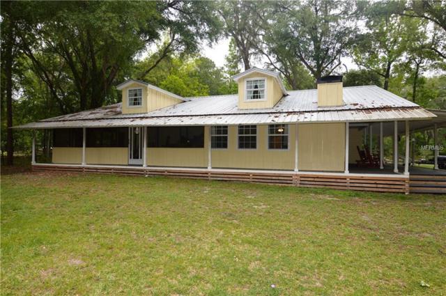 19523 Phillips Road, Brooksville, FL 34604 (MLS #T3170043) :: Team Bohannon Keller Williams, Tampa Properties