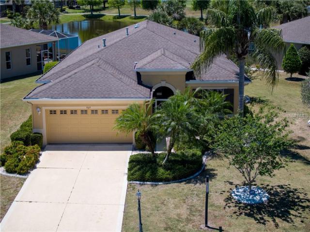 909 Regal Manor Way, Sun City Center, FL 33573 (MLS #T3170108) :: Medway Realty