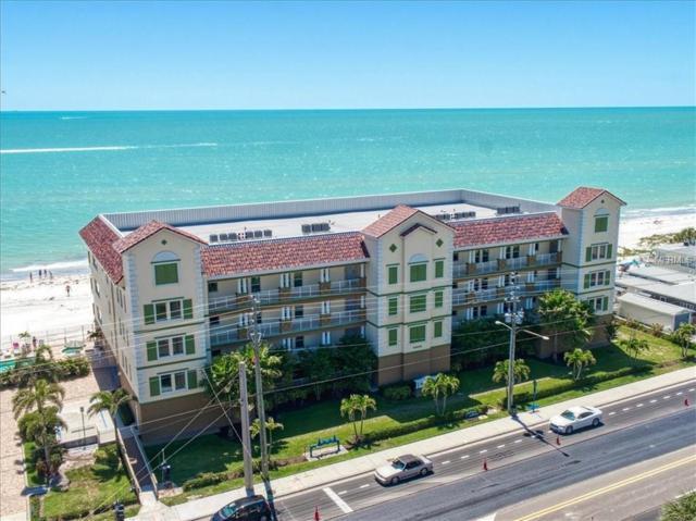 14010 Gulf Boulevard #402, Madeira Beach, FL 33708 (MLS #T3170344) :: Jeff Borham & Associates at Keller Williams Realty