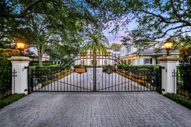 1012 S Frankland Road, Tampa, FL 33629 (MLS #T3170645) :: NewHomePrograms.com LLC