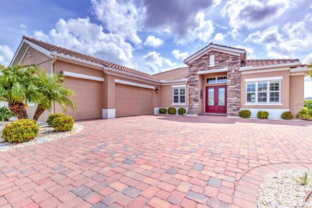 20218 Passagio Drive, Venice, FL 34293 (MLS #T3171151) :: Griffin Group
