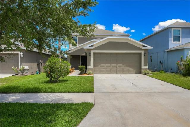 7614 Maroon Peak Drive, Ruskin, FL 33573 (MLS #T3171529) :: Premium Properties Real Estate Services