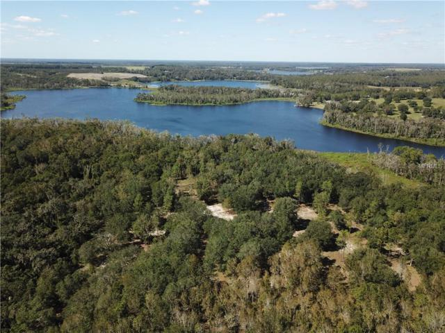 Lot #3 Meadow Bluff View, Dade City, FL 33523 (MLS #T3171687) :: The Duncan Duo Team