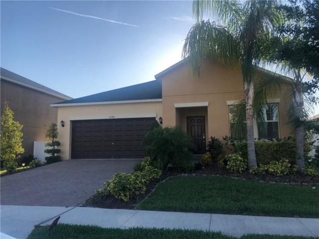 2546 Bartolo Drive, Land O Lakes, FL 34639 (MLS #T3171739) :: Team Suzy Kolaz