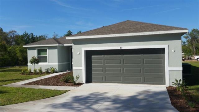 65 Zinnia Lane E, Poinciana, FL 34759 (MLS #T3172340) :: Team Bohannon Keller Williams, Tampa Properties