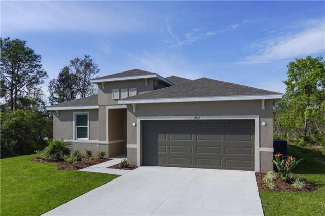 1437 Swan Court, Poinciana, FL 34759 (MLS #T3172374) :: Baird Realty Group
