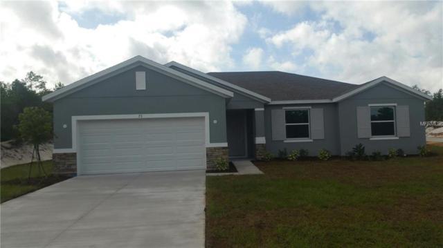213 Maple Drive, Poinciana, FL 34759 (MLS #T3172405) :: Team Bohannon Keller Williams, Tampa Properties