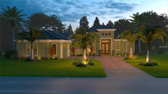 8225 Woodleaf Boulevard, Wesley Chapel, FL 33544 (MLS #T3172710) :: Griffin Group