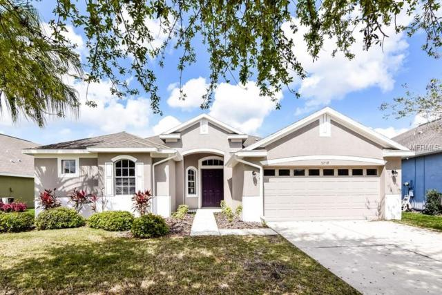 16318 Bridgewalk Drive, Lithia, FL 33547 (MLS #T3172894) :: The Duncan Duo Team