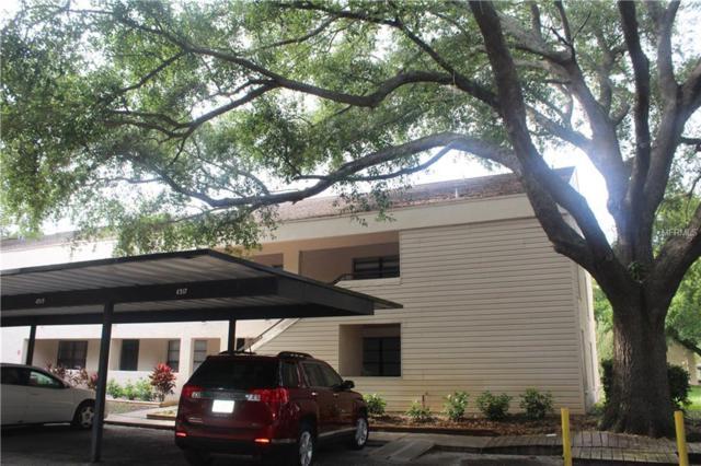 4917 Puritan Circle #105, Tampa, FL 33617 (MLS #T3173119) :: The Duncan Duo Team