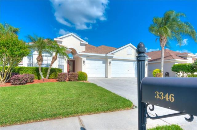 3346 Coconut Grove Road, Land O Lakes, FL 34639 (MLS #T3173294) :: Griffin Group