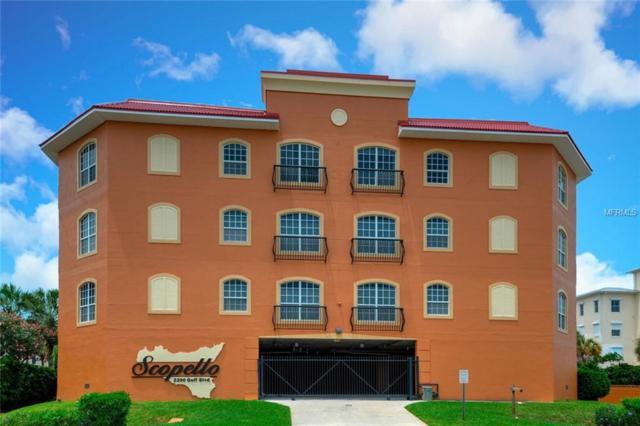 2200 Gulf Boulevard #303, Indian Rocks Beach, FL 33785 (MLS #T3173332) :: Charles Rutenberg Realty