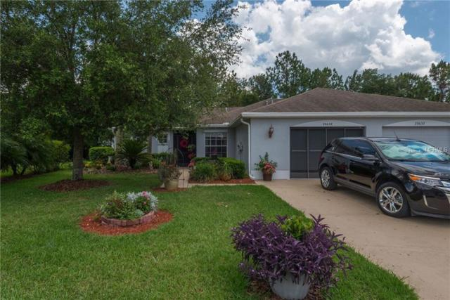 29638 Fade Ct, San Antonio, FL 33576 (MLS #T3173841) :: Delgado Home Team at Keller Williams