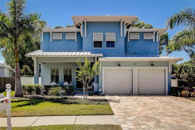 3607 S Clark Avenue, Tampa, FL 33629 (MLS #T3173846) :: Premium Properties Real Estate Services