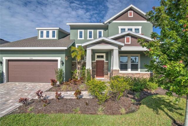 7201 Hourglass Drive, Apollo Beach, FL 33572 (MLS #T3173859) :: The Duncan Duo Team