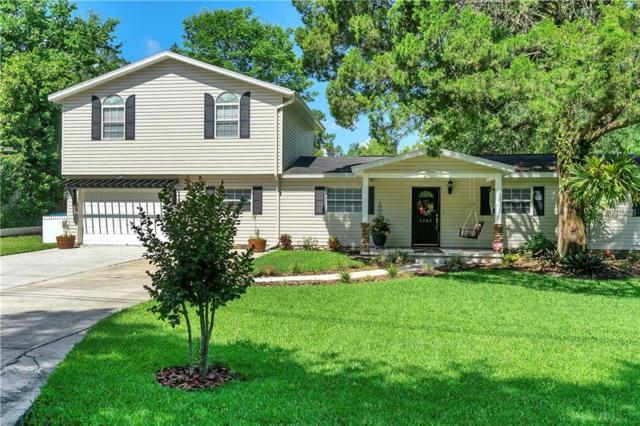 7205 Hope Hill Road, Brooksville, FL 34601 (MLS #T3173959) :: Team Bohannon Keller Williams, Tampa Properties
