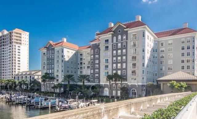700 S Harbour Island Boulevard #102, Tampa, FL 33602 (MLS #T3173991) :: The Duncan Duo Team